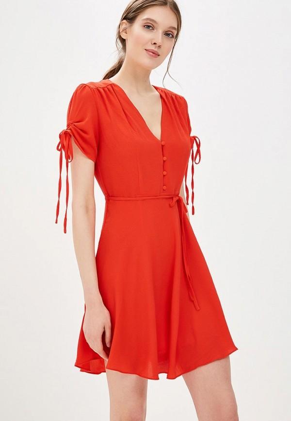 Платье Glamorous Glamorous GL008EWBCWB1 glamorous платье glamorous ka3629 cream