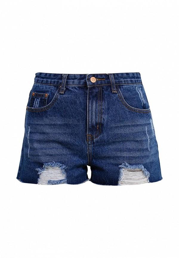 Женские джинсовые шорты GLAMOROUS KA4958