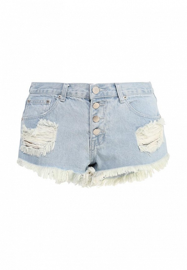 Женские джинсовые шорты GLAMOROUS JL5275