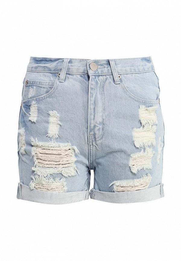 Женские джинсовые шорты GLAMOROUS JL5270