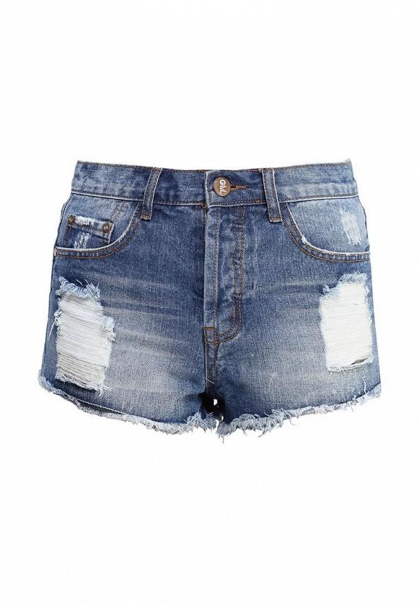 Женские джинсовые шорты GLAMOROUS CC1110
