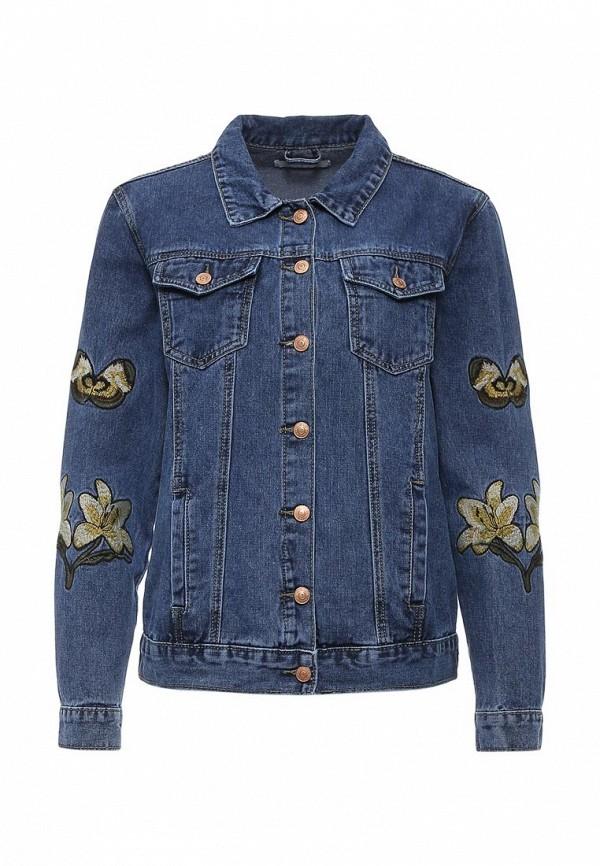 Джинсовая куртка GLAMOROUS AS0189
