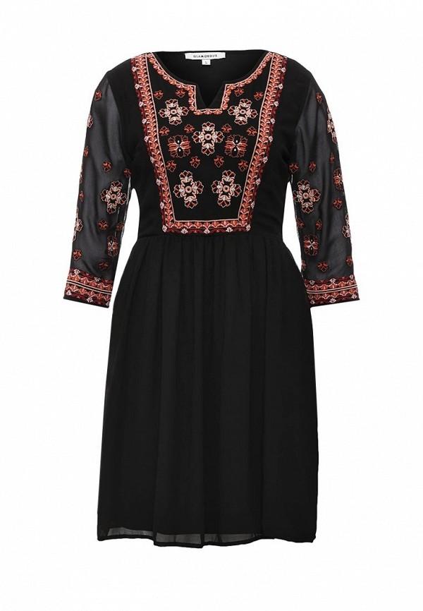 Платье-миди GLAMOROUS IN0263