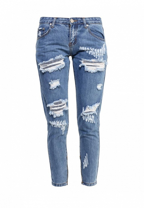 Зауженные джинсы GLAMOROUS KA3040