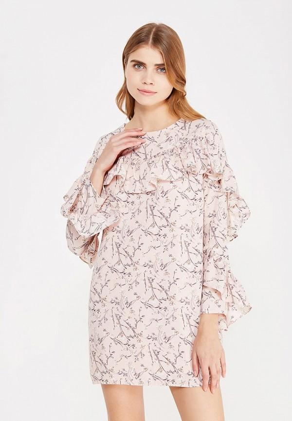 цена  Платье Glamorous Glamorous GL008EWQPJ99  онлайн в 2017 году