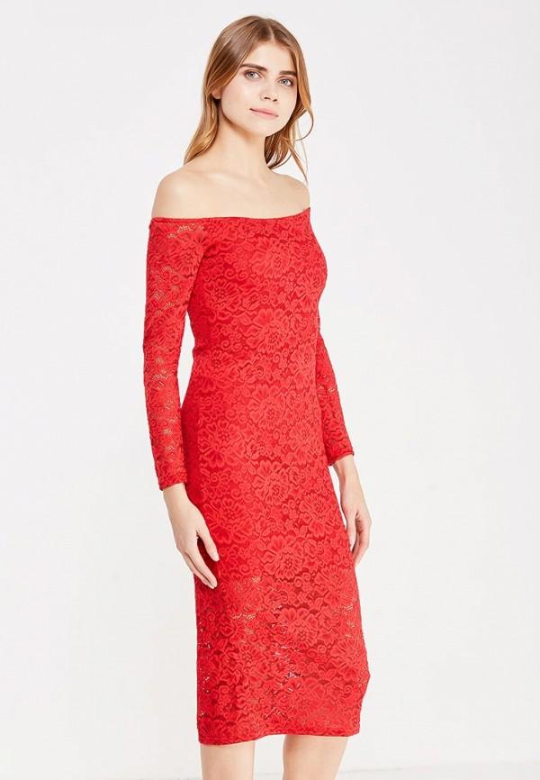 Платье Glamorous Glamorous GL008EWQPK11 жилет glamorous glamorous gl008ewhnj54