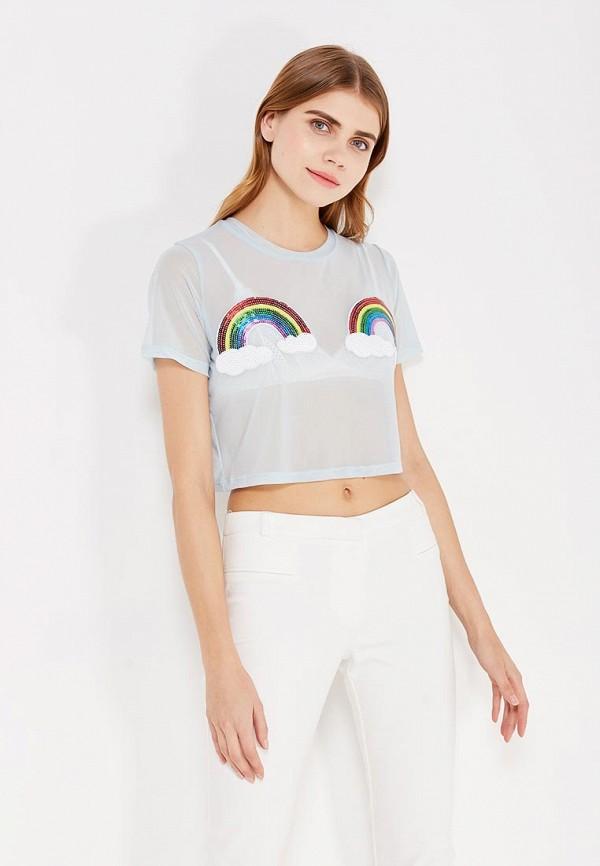Блуза Glamorous Glamorous GL008EWQPK39 цена 2017