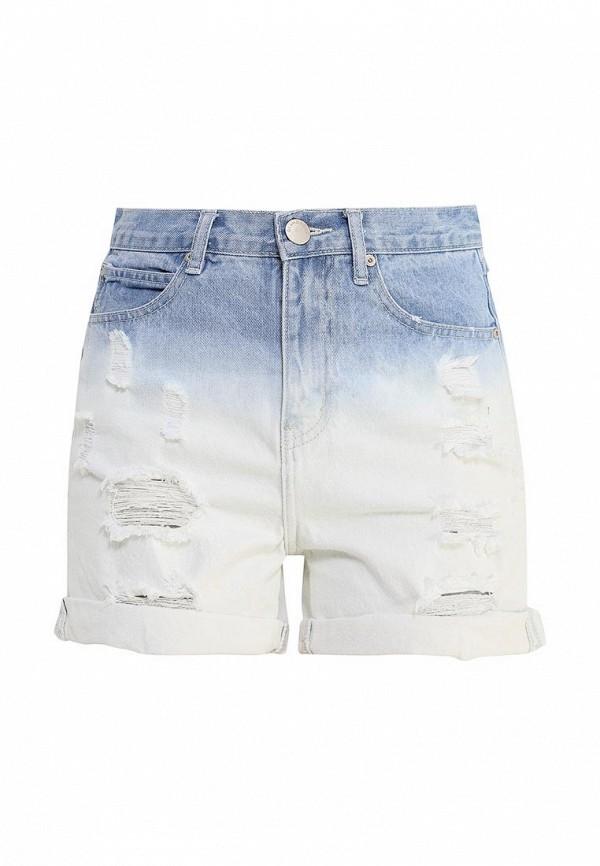 Женские джинсовые шорты GLAMOROUS KA5726