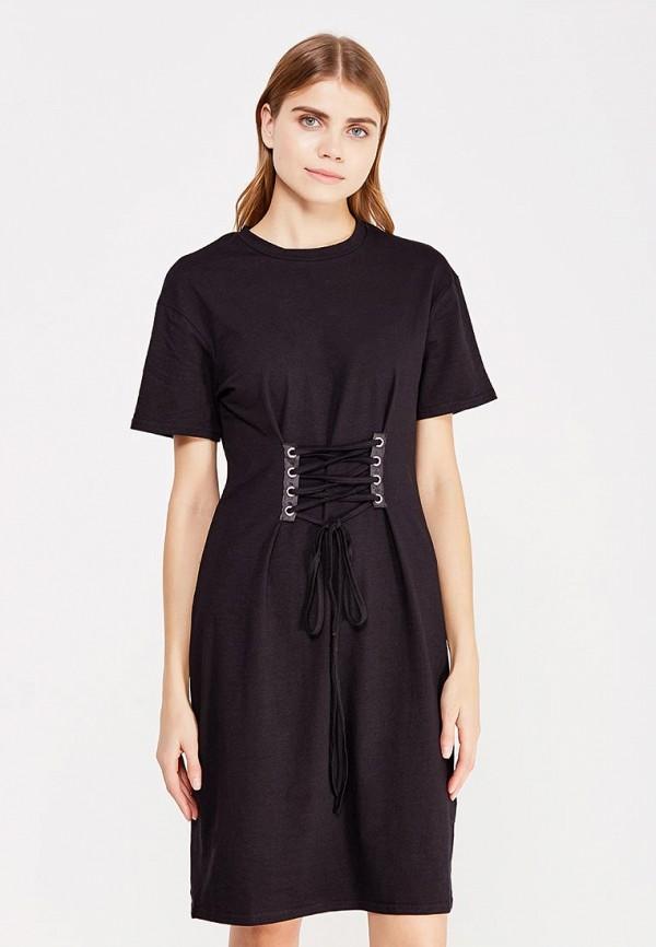 Платье Glamorous Glamorous GL008EWWNH48 жилет glamorous glamorous gl008ewhnj54