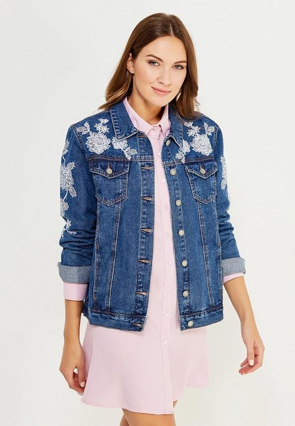Куртка джинсовая Glamorous Glamorous GL008EWWNH67 цена 2017
