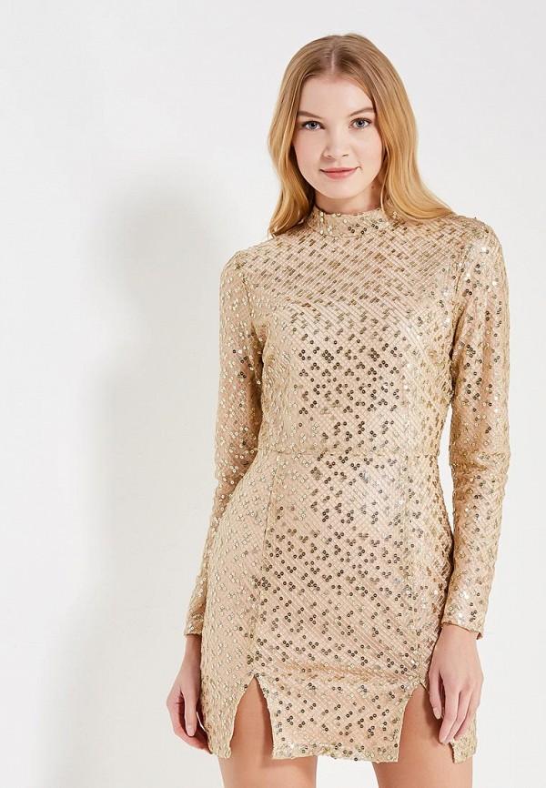 Платье Glamorous Glamorous GL008EWWNI31 платье glamorous