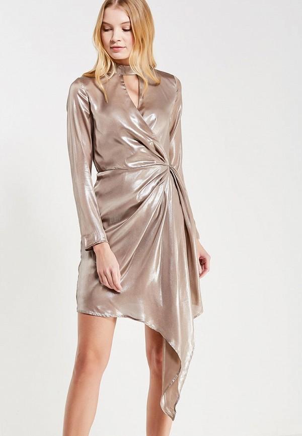 Платье Glamorous Glamorous GL008EWWNI33 жилет glamorous glamorous gl008ewhnj54