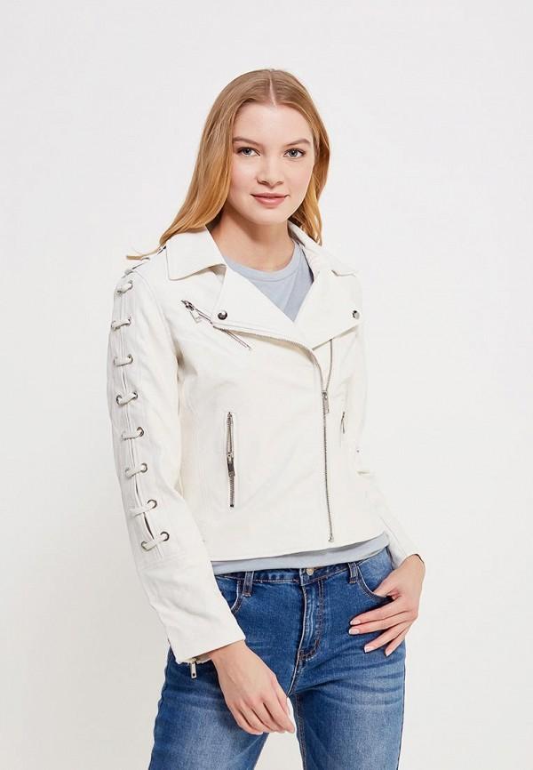 Куртка кожаная Glamorous Glamorous GL008EWZEG31 жилет glamorous glamorous gl008ewhnj54