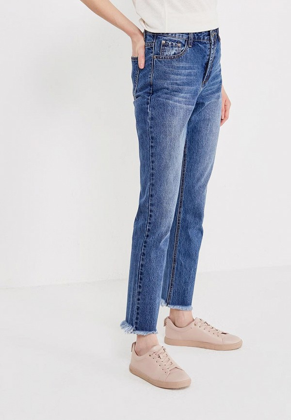 Джинсы Glamorous Glamorous GL008EWZEG40 джинсы 40 недель джинсы