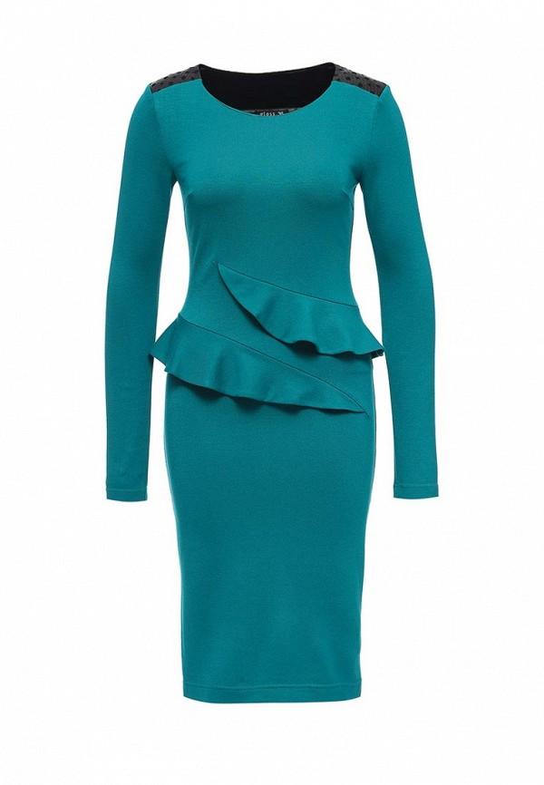 Платье-миди Gloss 17303(08)