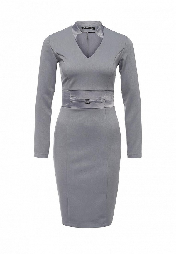 Платье-миди Gloss 17319(03)