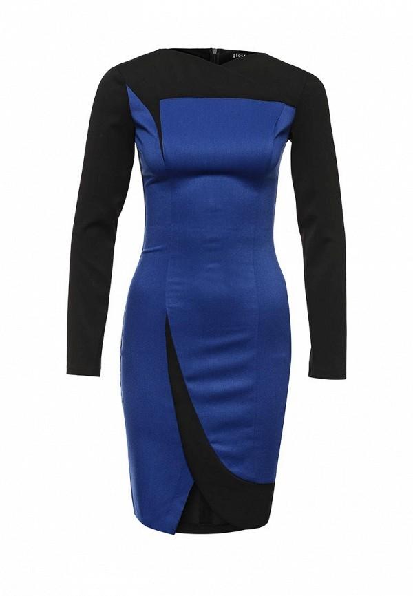 Платье-миди Gloss 17323(09)