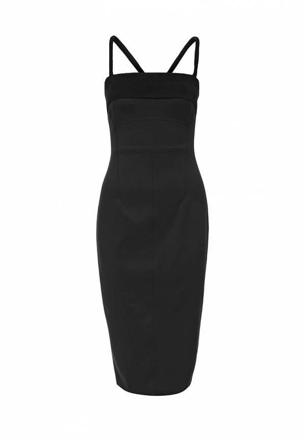 Платье-миди Gloss 17324(01)