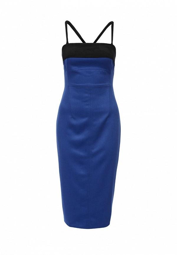 Платье-миди Gloss 17324(09)