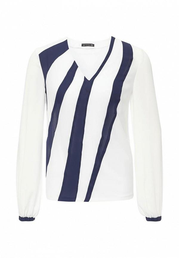 Блуза Gloss 18119(09)