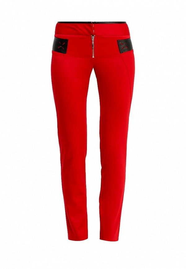 Женские зауженные брюки Gloss 17215(03)