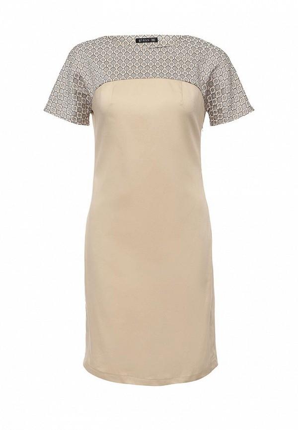 Платье Gloss 18309(07)