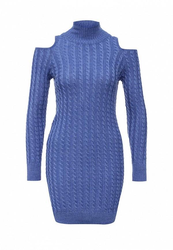 Вязаное платье Gloss 18343(09)