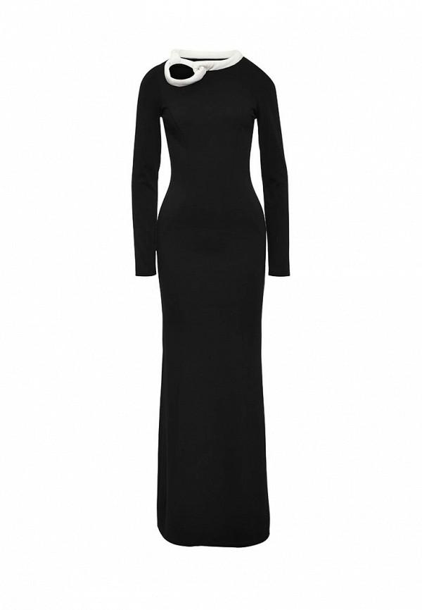 Платье-макси Gloss 18350(01)