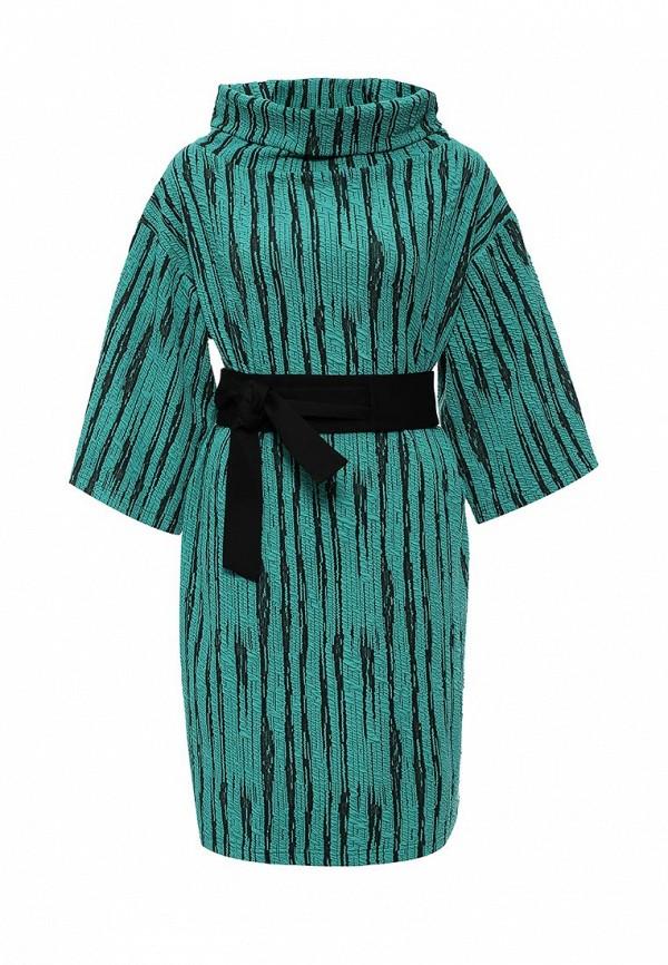 Платье-миди Gloss 18354(08)