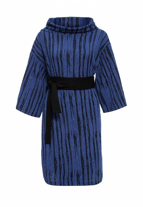 Платье-миди Gloss 18354(09)