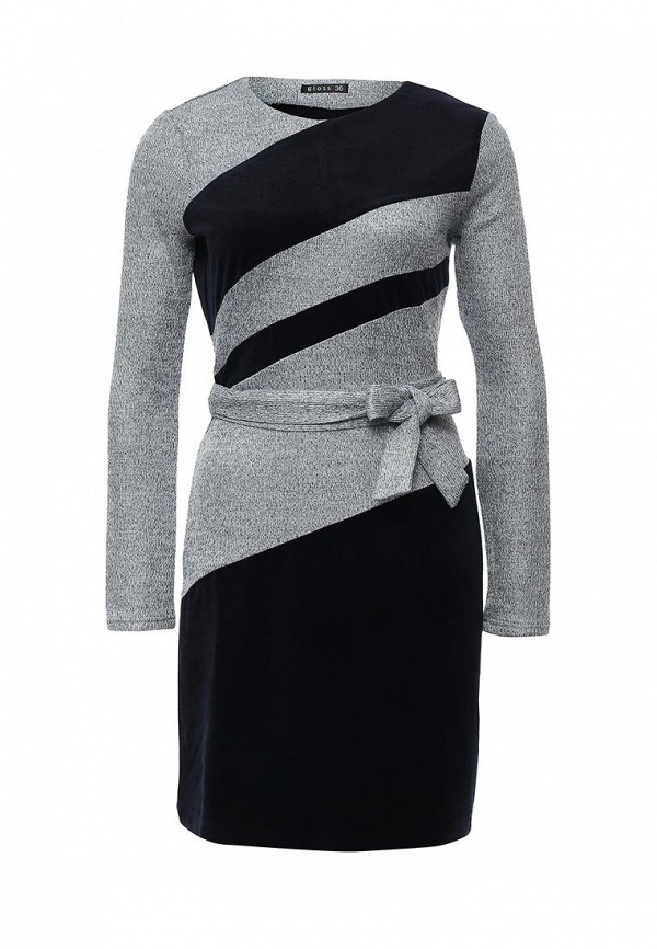 Вязаное платье Gloss 19311(10)
