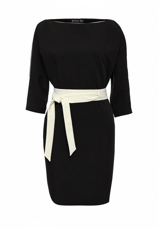 Платье-миди Gloss 19332(01)