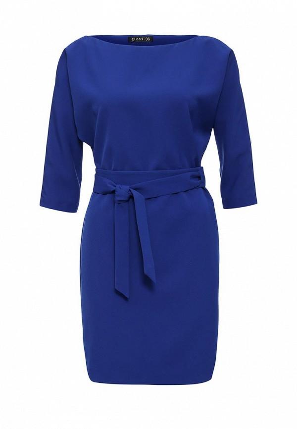 Платье-миди Gloss 19332(09)