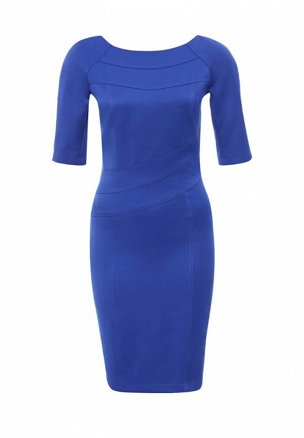 Платье-миди Gloss 18345(09)