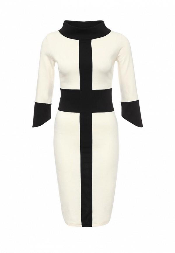 Вязаное платье Gloss 19338(05)