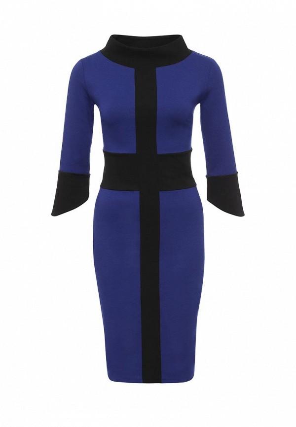 Вязаное платье Gloss 19338(09)