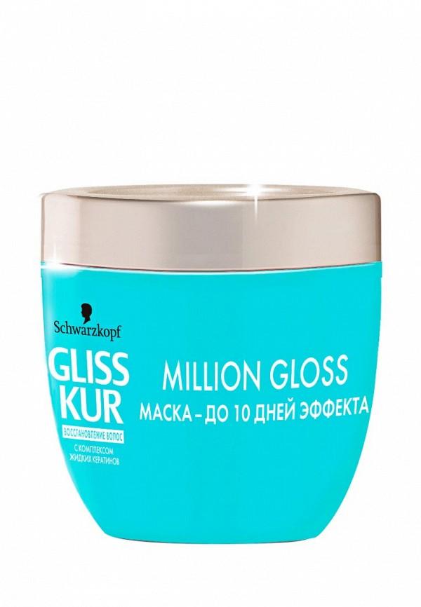 Маска Gliss Kur эффект ламинирования Million Gloss, 150 мл