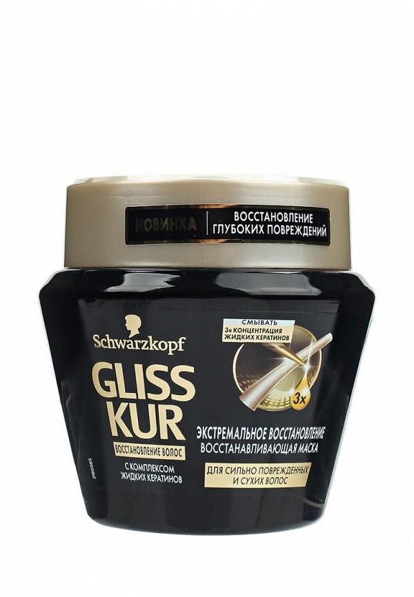 Маска для волос Gliss Kur Gliss Kur GL011LWWTE31 lacywear s 27 kur