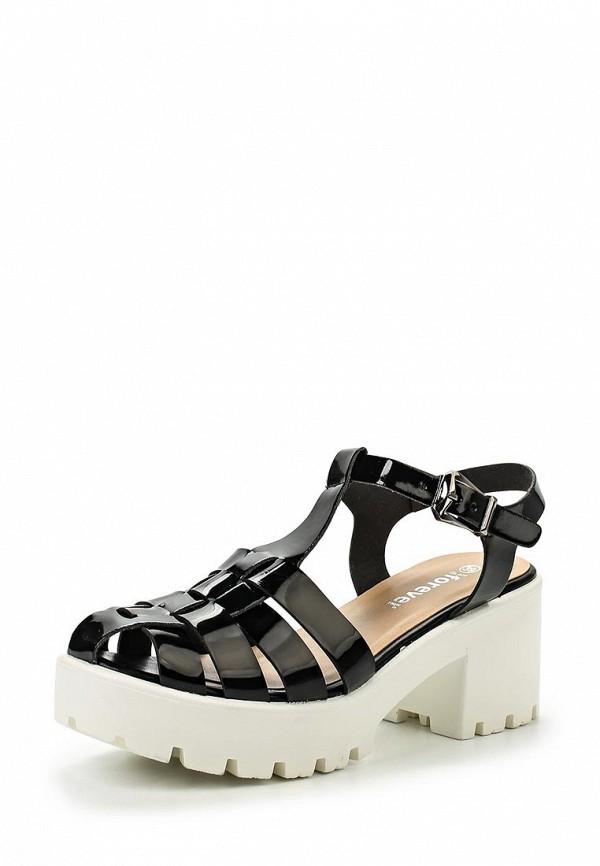Босоножки на каблуке GLAMforever 2041-161