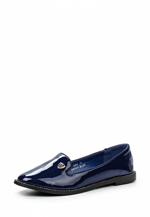 Туфли на плоской подошве GLAMforever 2360-161