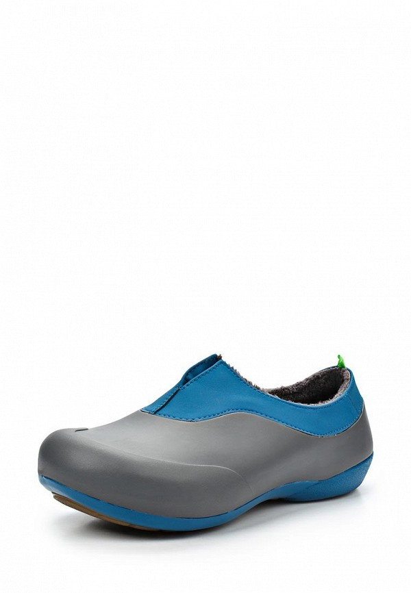 Резиновые ботинки Gow. Цвет: серый