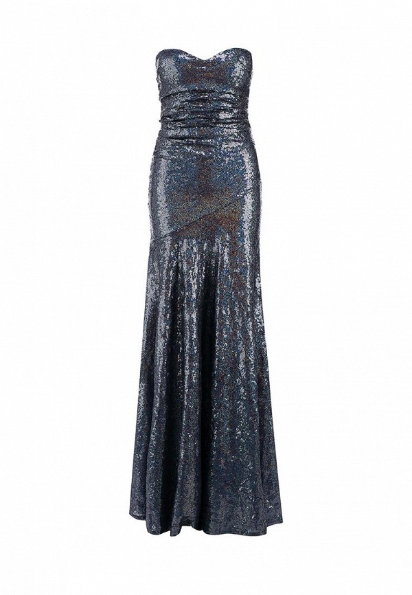 Платье-макси Goddiva DR247A