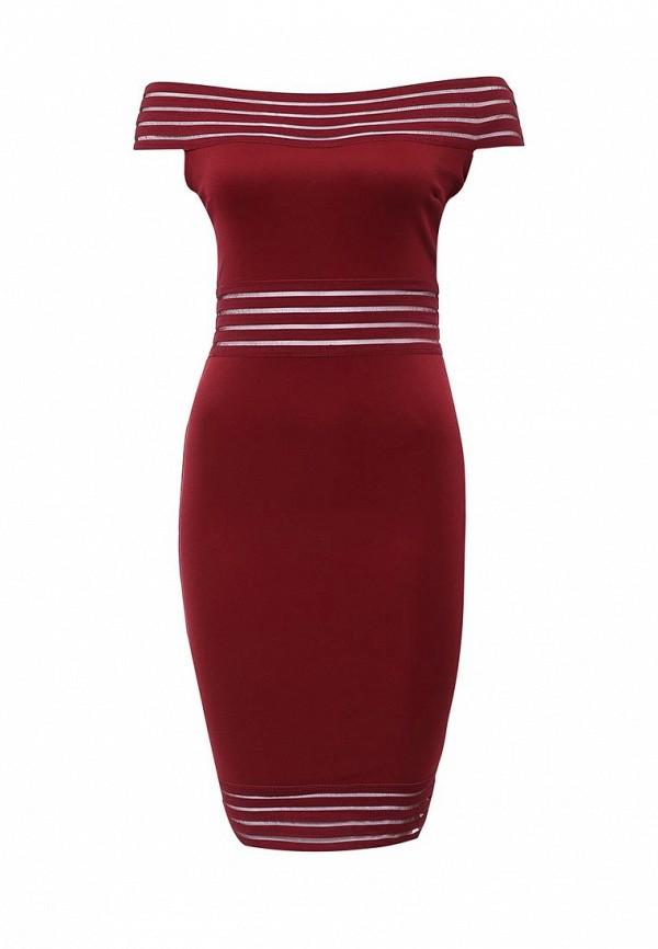 Платье-миди Goddiva DR635