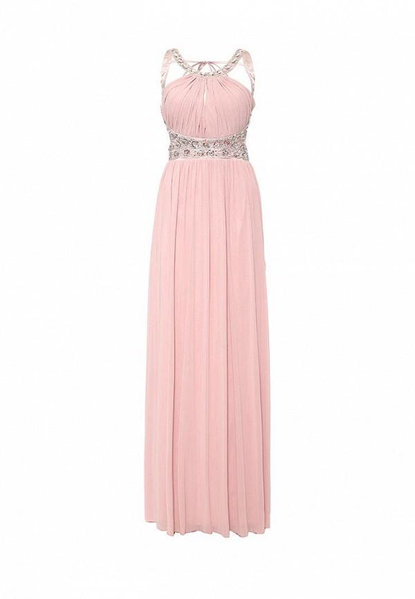 Платье-макси Goddiva DR643