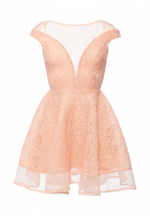 Платье-мини Goddiva DR650