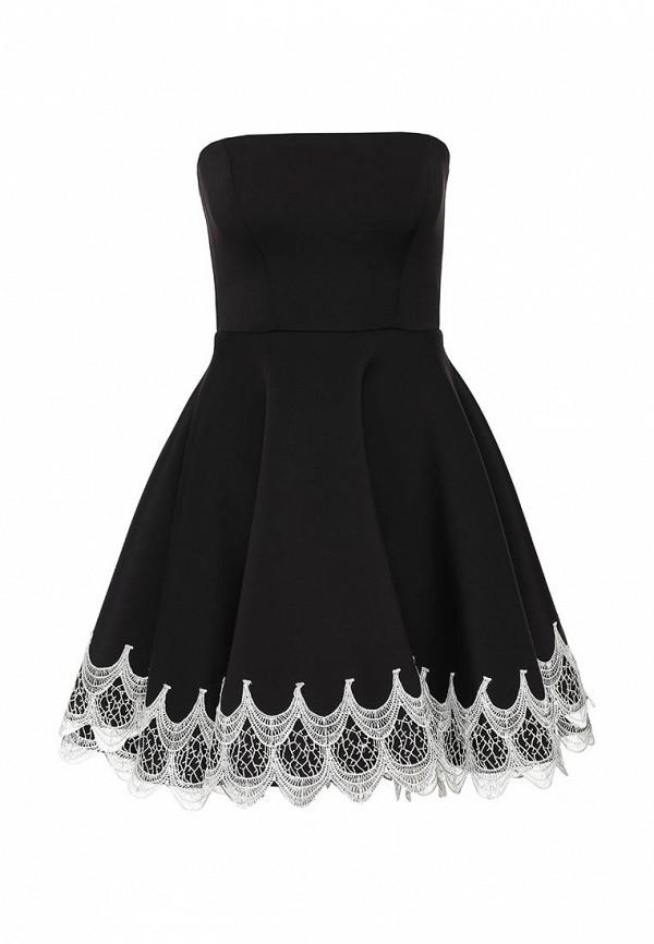 Платье-мини Goddiva DR753