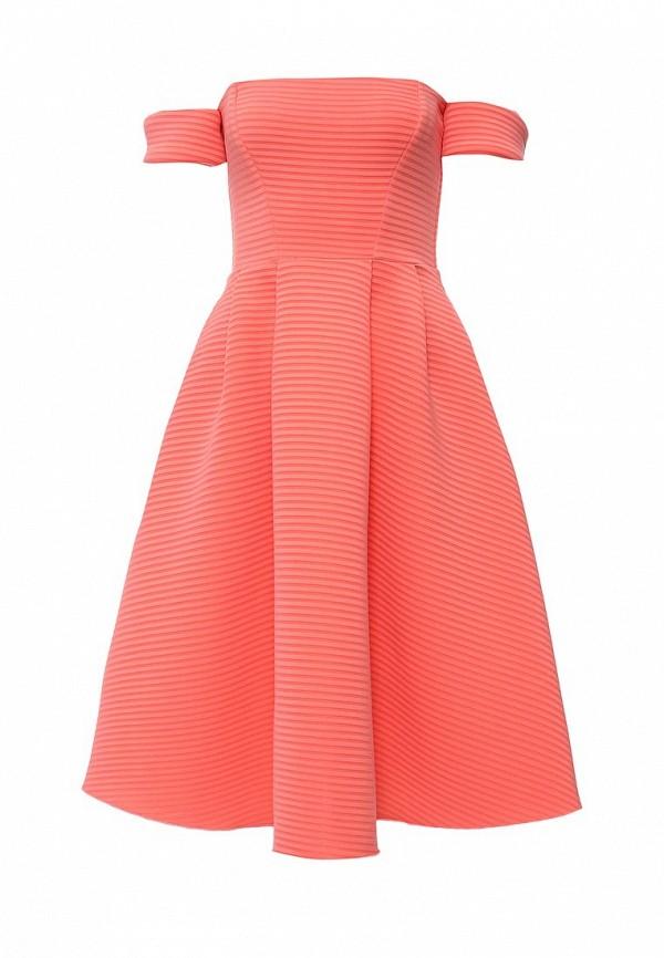 Платье-миди Goddiva DR756