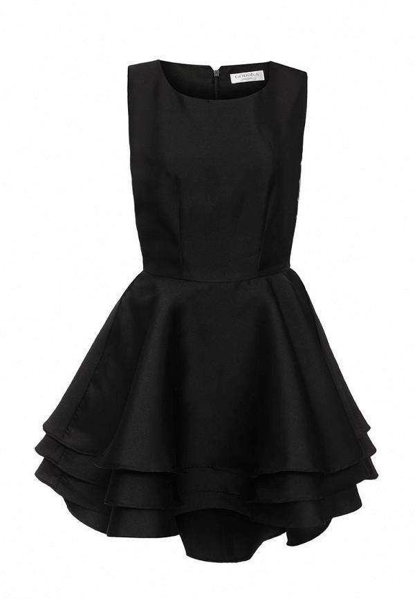 Платье-миди Goddiva DR730