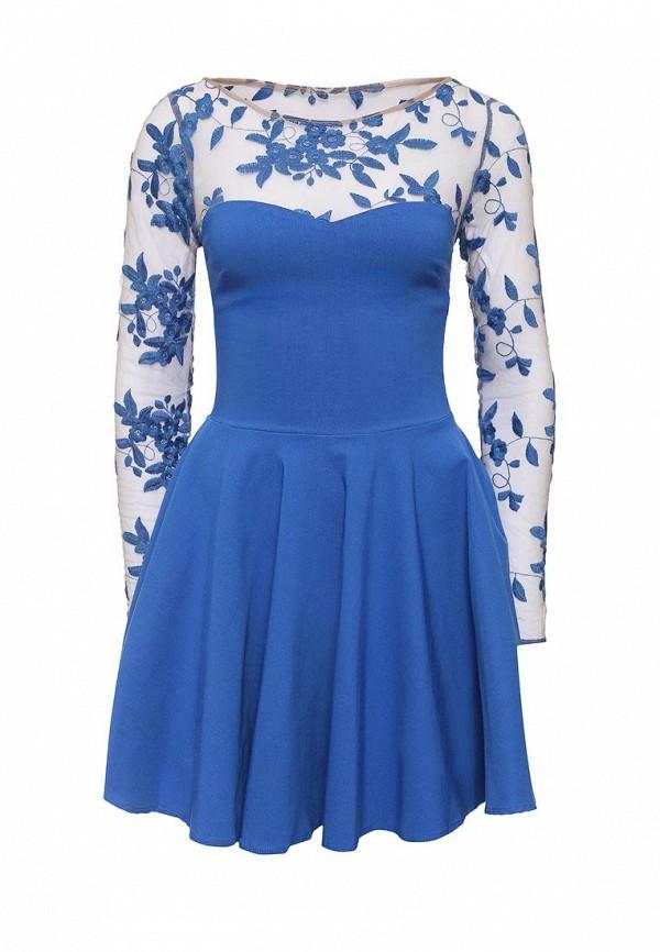 Платье-мини Goddiva DR760