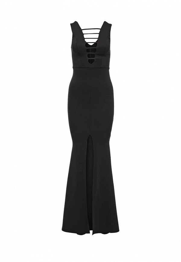 Платье-макси Goddiva DR817